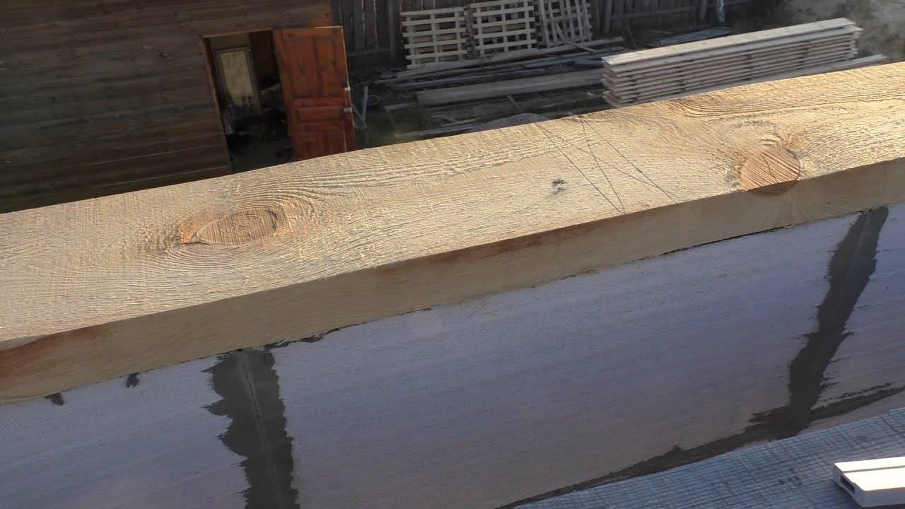 Крепление стропил односкатной крыши: доскональный разбор применяемых узлов
