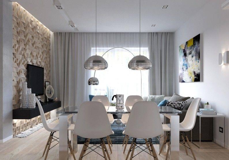 Современные варианты декоративной отделки потолка: виды потолочного покрытия
