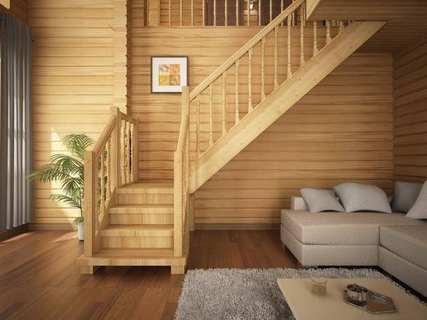 Как покрыть лаком деревянную лестницу: выбор и нанесение лака