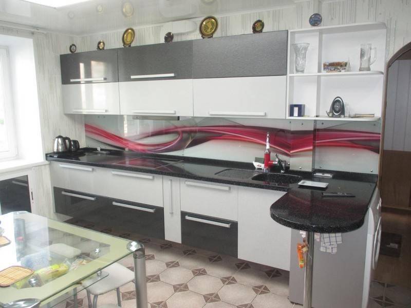 Интерьер маленькой кухни: 100 фото идей современного дизайна