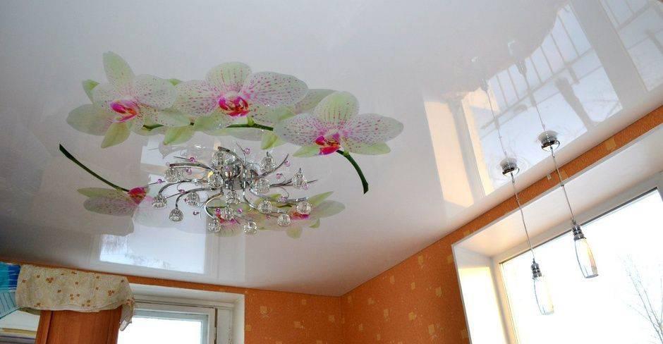 Сиреневый потолок 59 фото в интерьере, натяжные и подвесные конструкции, сочетания цвета