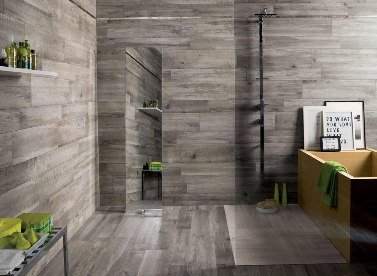 Деревянная плитка и ее применение в жилом интерьере