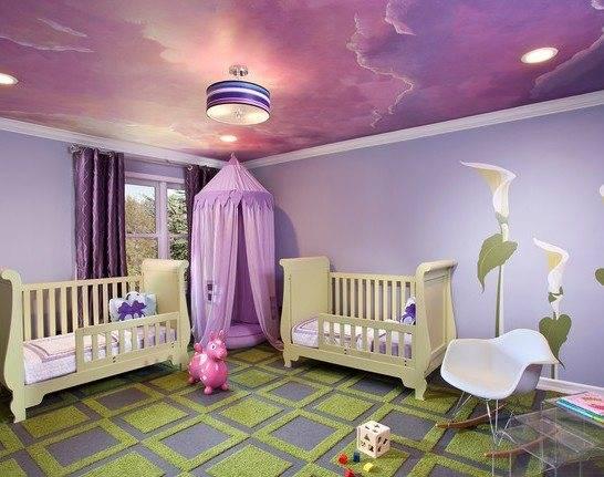 Фиолетовая и сиреневая ванная: 40+ фото в интерьере, идеи дизайна