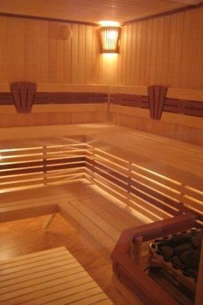 Сауна в квартире и ее размеры, проекты бани в ванной, мини-сауна в квартире