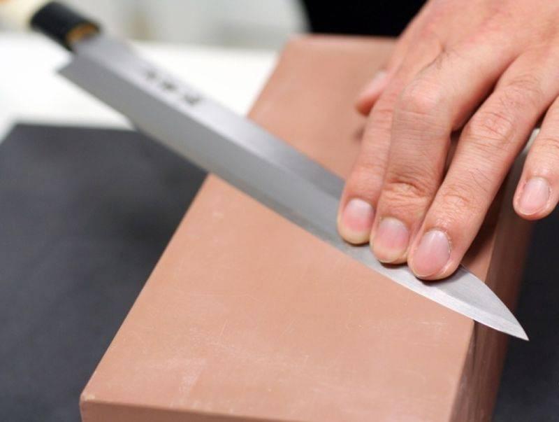 Точилка для ножей своими руками - как сделать простые модели из подручных материалов