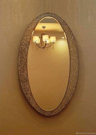 Напольное зеркало: 75 фото лучших интерьерных решений