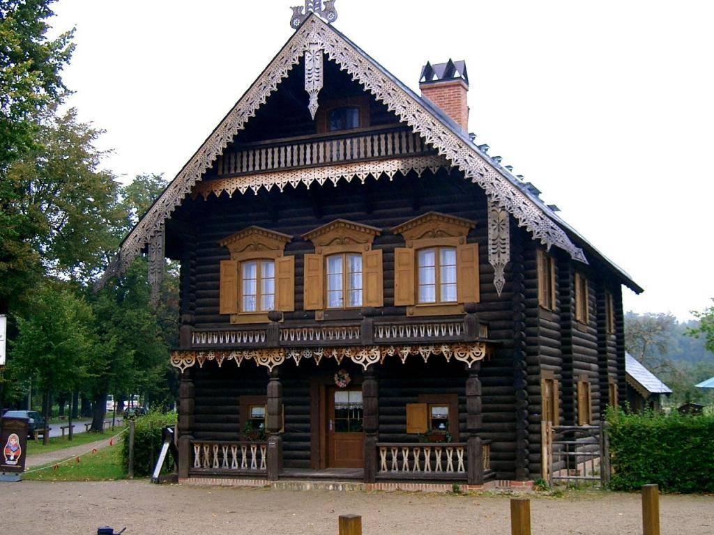 Стиль русская усадьба в интерьере дома или дачи