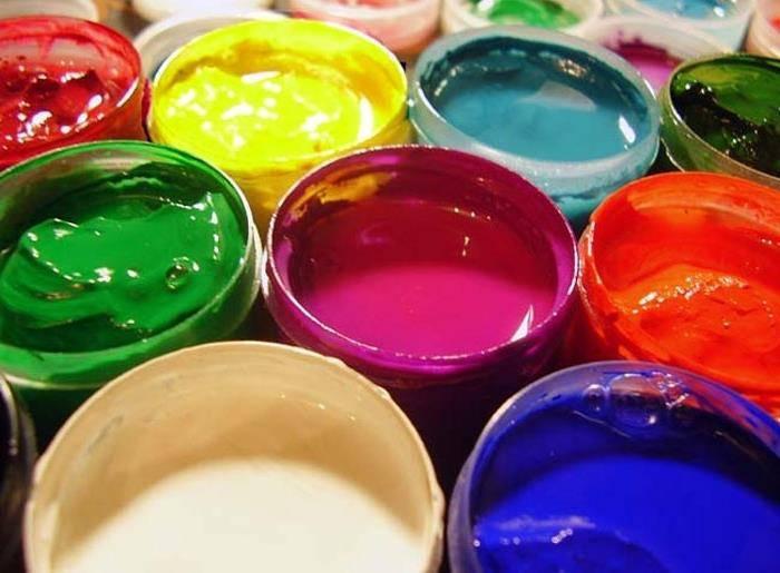 Колеровка краски: 110 фото особенностей и способов смешения