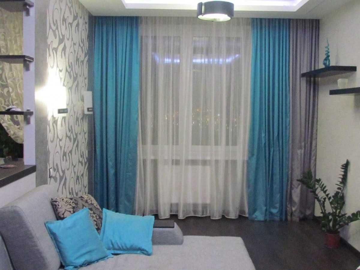 Зеленые шторы в гостиной: создаем уютный и гармоничный интерьер