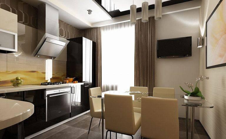 Кухня в стиле неоклассика (150 фото новинок) - обзор готовых вариантов дизайна