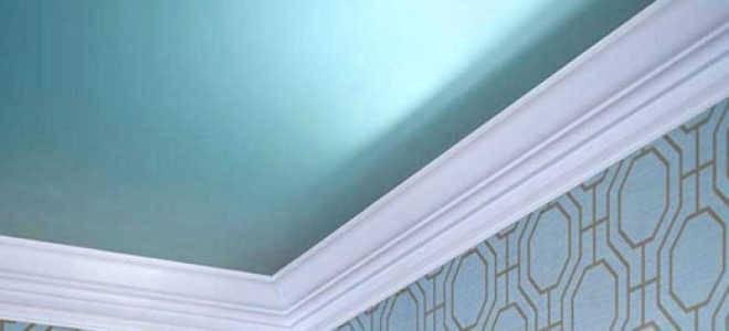 Покраска потолков акриловой краской валиком