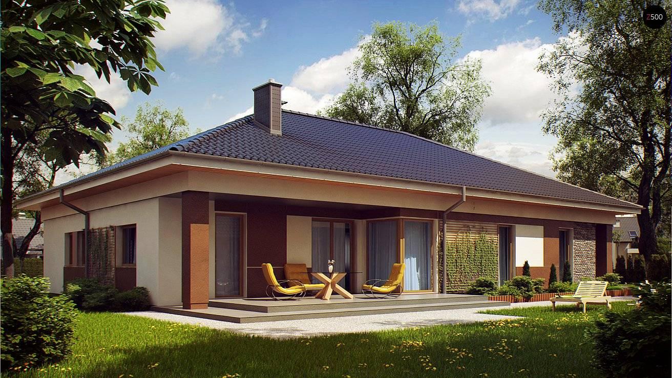 Проект дома площадью 8х10 с отличной планировкой (67 фото): внутренняя отделка одноэтажного дома с мансардой 8 на 10 м