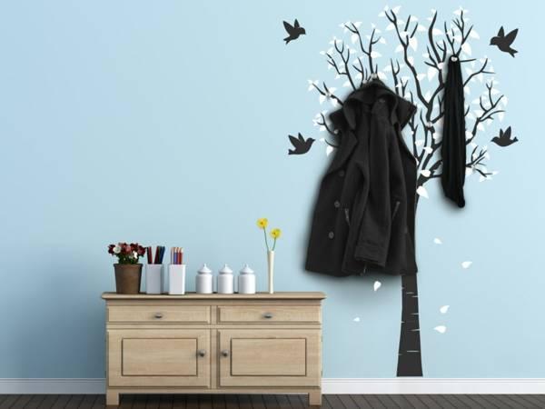 Декорирование стен своими руками — 55 фото идей, видео -
