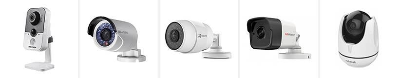 Обзор топ 10 лучших камер видеонаблюдения с алиэкспресс - рейтинг 2020 года
