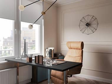 Дизайн кабинета руководителя: 75 модных идей интерьера и декора