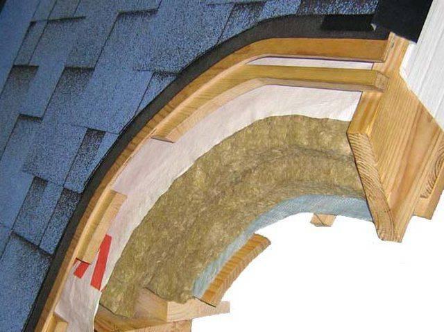 Как утеплить крышу бани своими руками: различные варианты, чем правильно утеплить крышу бани