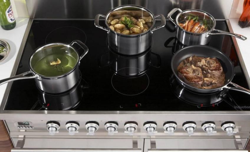 Стеклокерамика или индукционная плита: что лучше, отличия, плюсы и минусы