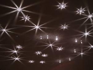 Как разместить светильники на натяжном потолке: от теории до практики