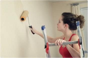 Грунтовка стен перед поклейкой обоев: чем обработать стены