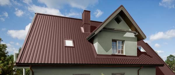 Крепление профнастила на крышу: правильный способ