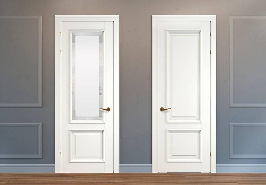 Рассчитываем размер проема под дверь 800х2000