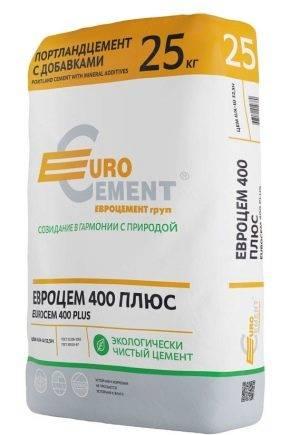 Цемент м400: технические характеристики и плотность насыпного пц в мешках, вес 1 м3 марки д20