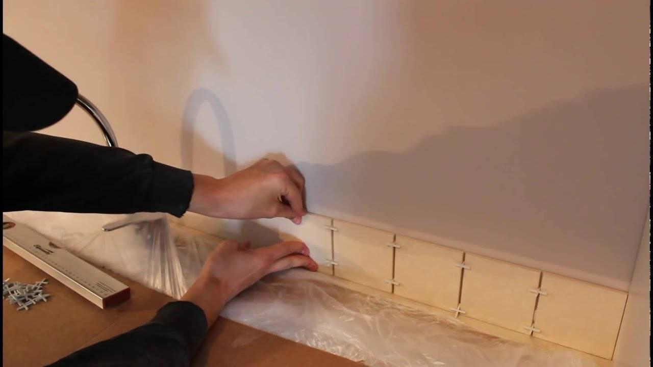 Жидкие гвозди для керамической плитки: можно ли приклеить гипсовую плитку, клей для укладки кафельных покрытий, как правильно класть