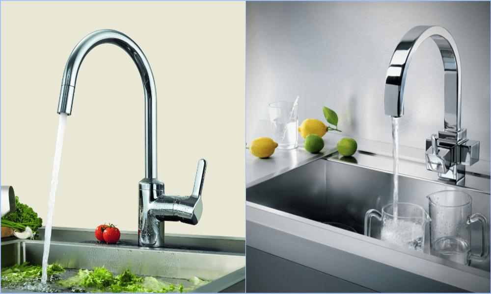 Течет кран, как починить своими руками смеситель на кухне?