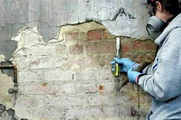 Выравнивание стен гипсокартоном без каркаса своими руками (видео)