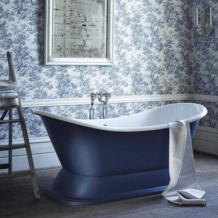 Обои для ванной – какие лучше всего выбрать? + видео / vantazer.ru – информационный портал о ремонте, отделке и обустройстве ванных комнат