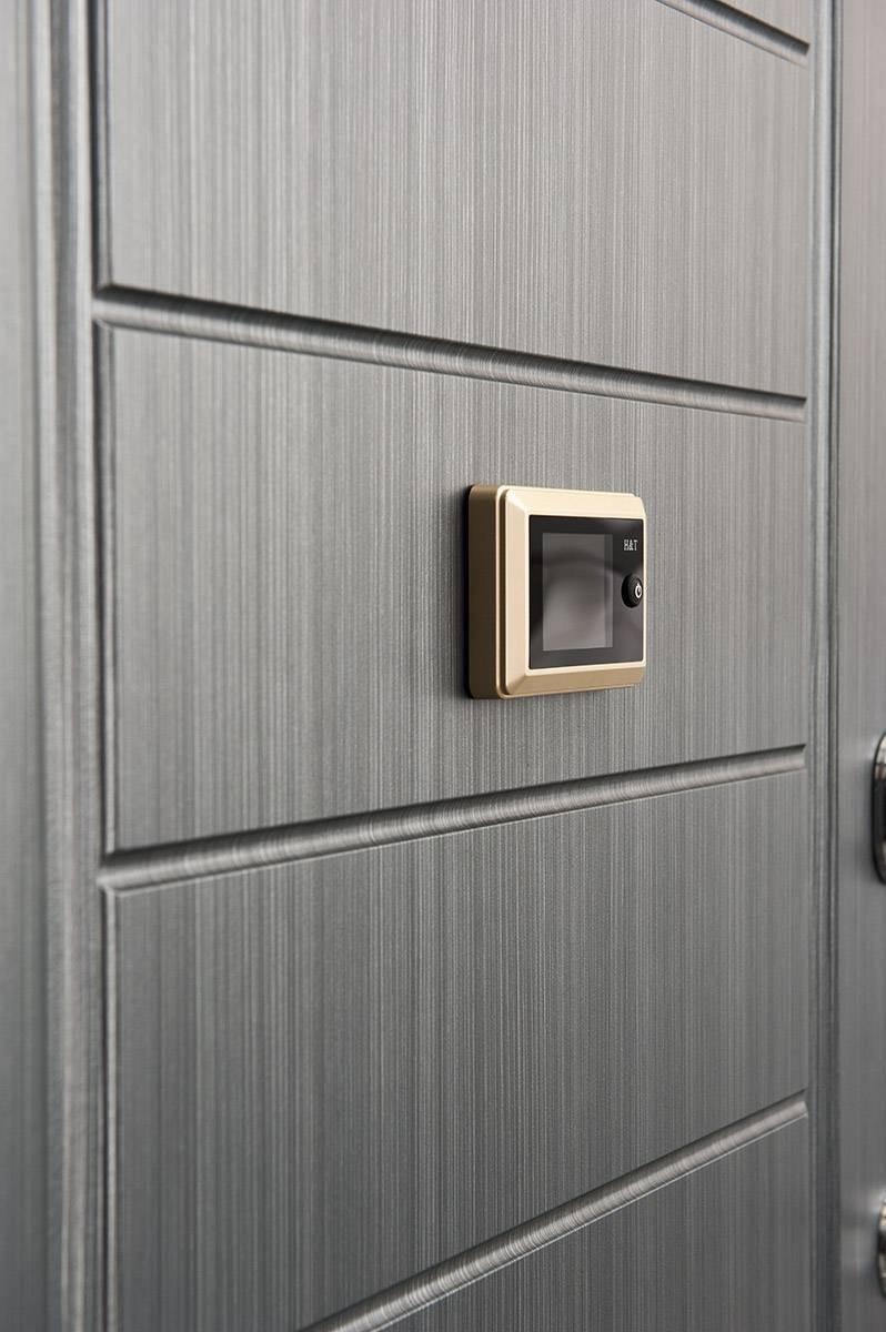 На страже безопасности: видеоглазок для входной двери