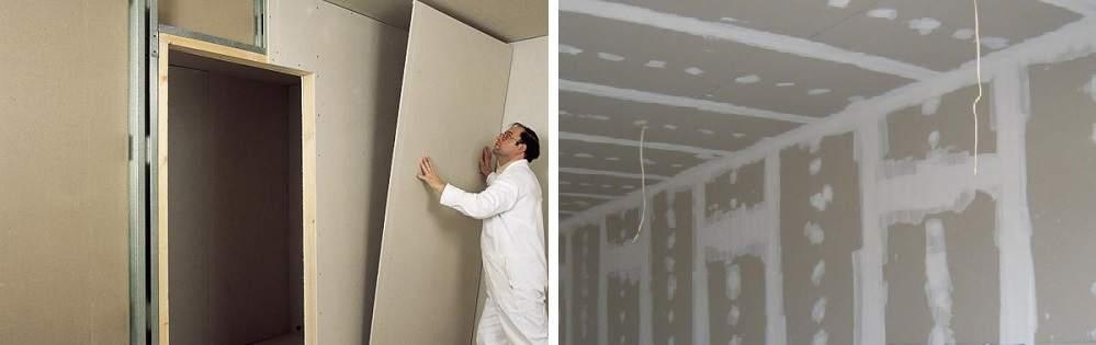 Грунтовка гипсокартона перед шпаклевкой стен: инструкция отделочных работ
