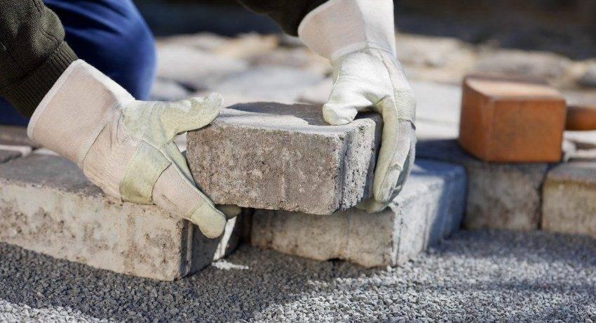 Вибростол для тротуарной плитки: как сделать своими руками?