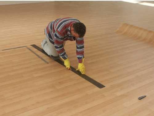 Двп на пол: как правильно положить двп на деревянный пол, технология монтажа