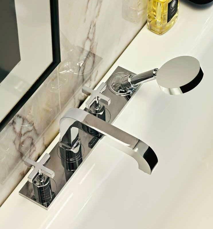 Основные критерии выбора смесителей для ванной