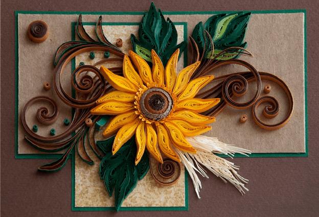 Квиллинг для начинающих: 180 фото готовых работ, схемы поделок, мастер-класс