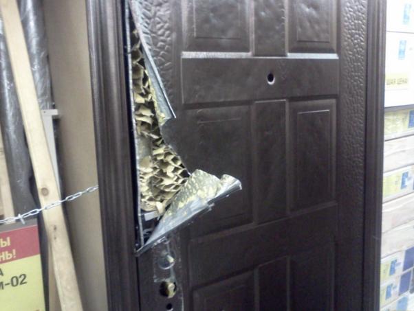 Ремонт замков входной металлической двери: починить самому