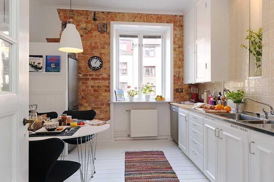 Кухня 11 кв. м: дизайн, фото интерьеров, советы по планировке