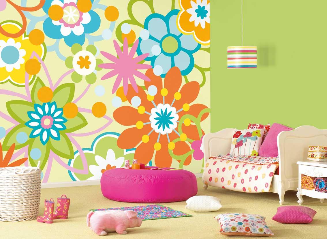 Виниловые обои для детской комнаты – аргументы «за» и «против»