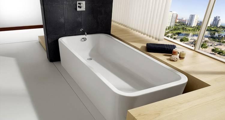 Акриловые ванны - плюсы и минусы, цены и фирмы. как выбрать акриловую ванну?
