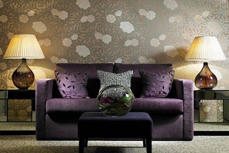 Выбор обоев: как отличить разные виды настенного покрытия и определить, что лучше?