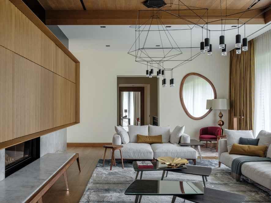 Эклектика в интерьере кухни, гостиной и других комнат квартиры или дома, интересные примеры современного дизайна