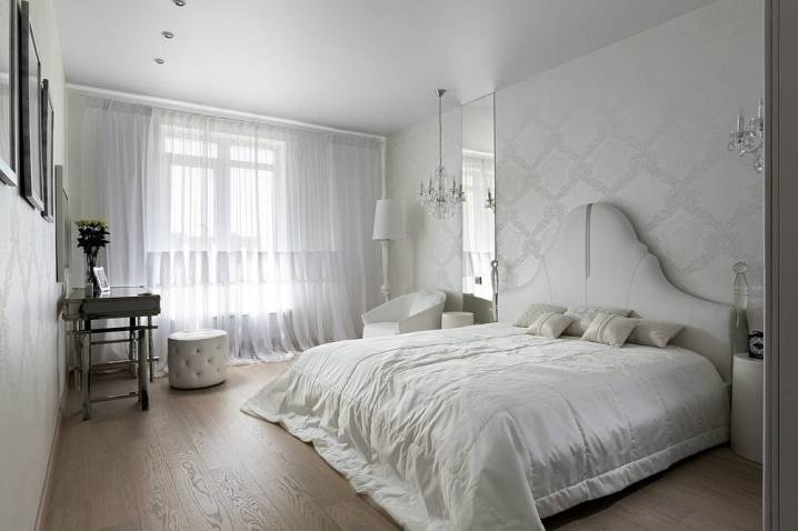 Дизайн спальни в стиле минимализм (80 фото)