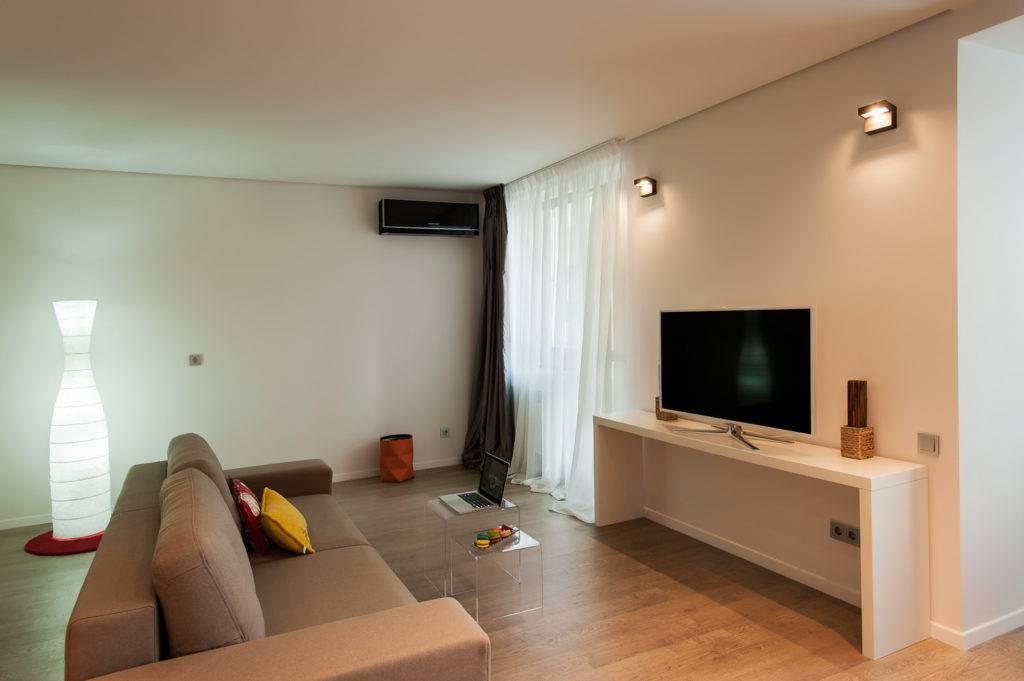 Фото ремонта однокомнатной квартиры: обзор лучших идей