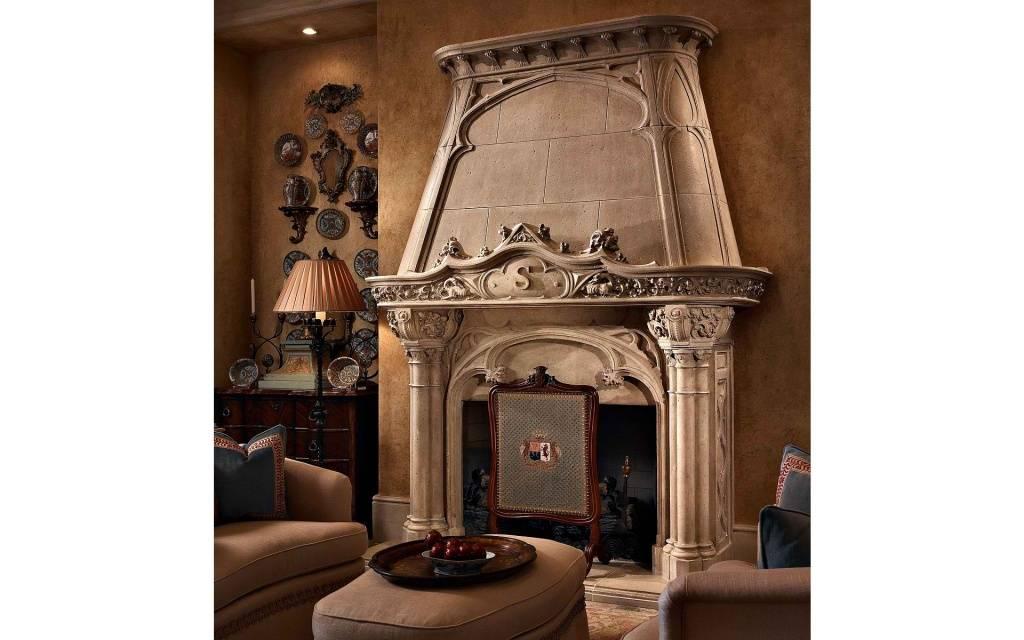 Гостиная в английском стиле - 100 фото идей стильного дизайна