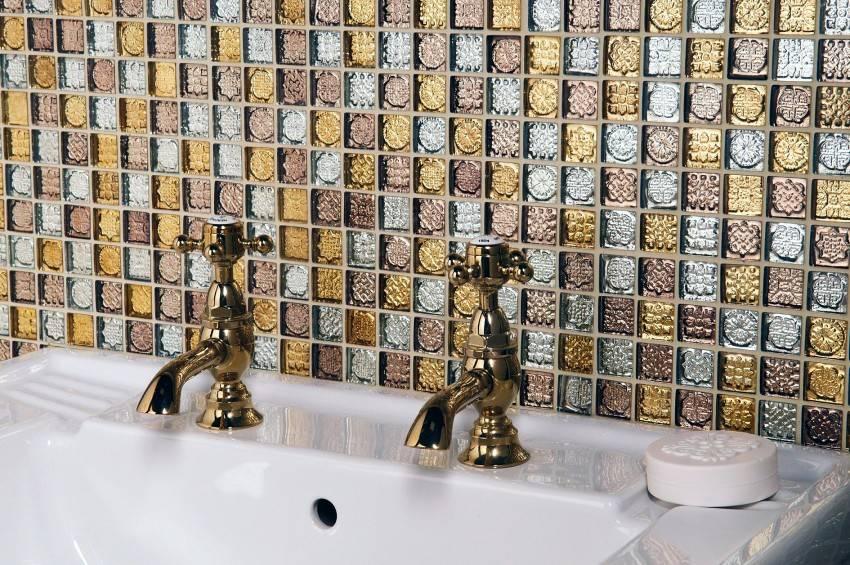 Плитка мозаика для ванной — советы по выбору плитки и описание технологии укладки. Лучшие идеи сочетаний и вариантов применения мозаичной плитки