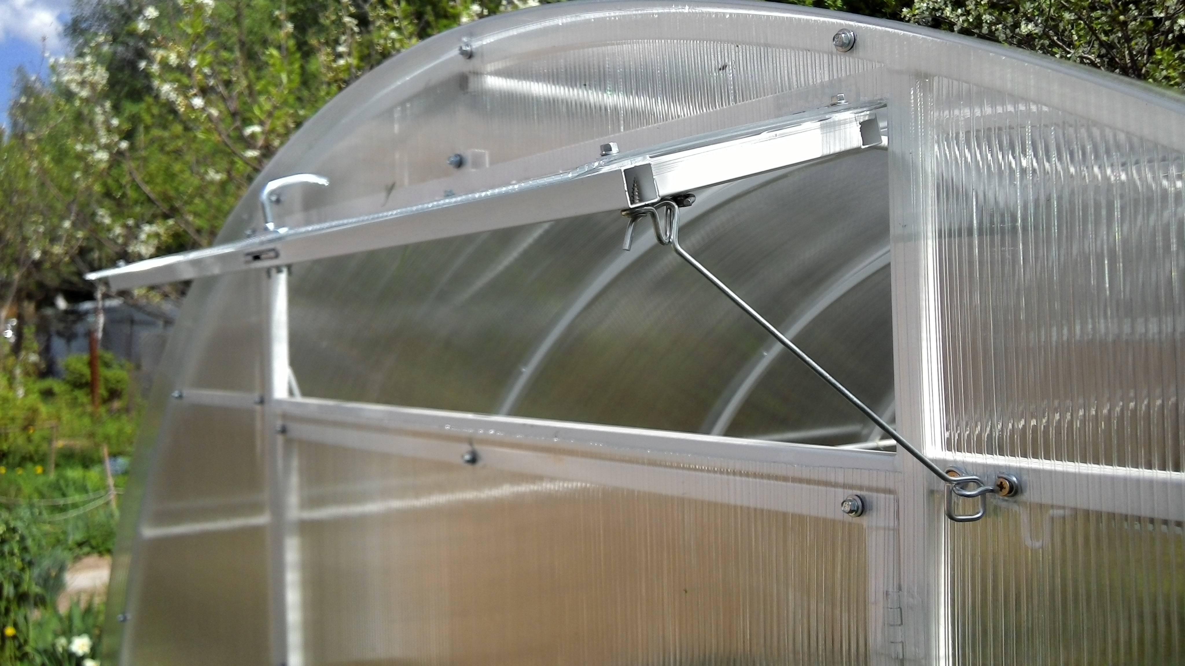 Автомат для проветривания теплицы своими руками, автоматическое проветривание теплицы