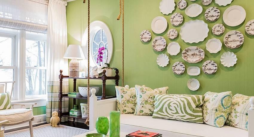 Декор стен: 100+ фото в интерьере квартиры, красивые идеи оформления
