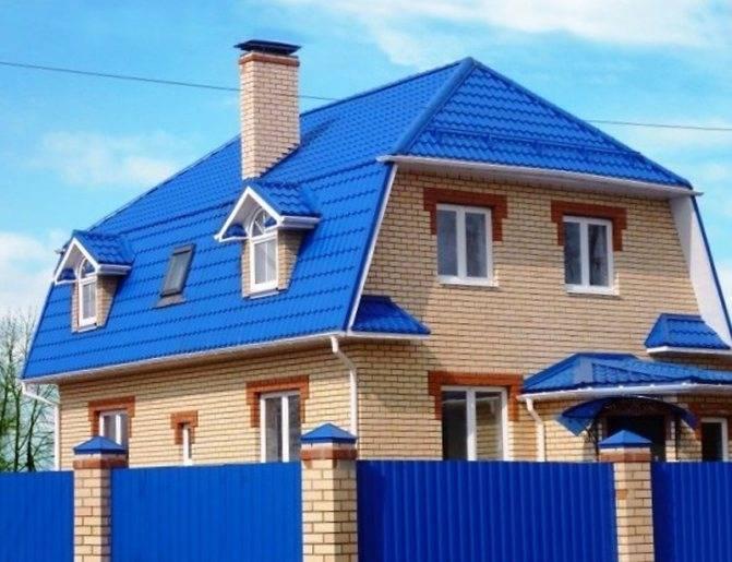 Страховка при строительстве крыши