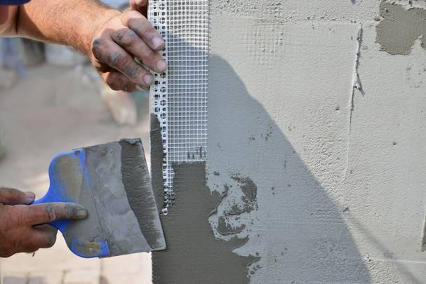 Как правильно заштукатурить внутренние и наружные углы стен так, чтобы они были идеально ровными: последовательность работ своими руками